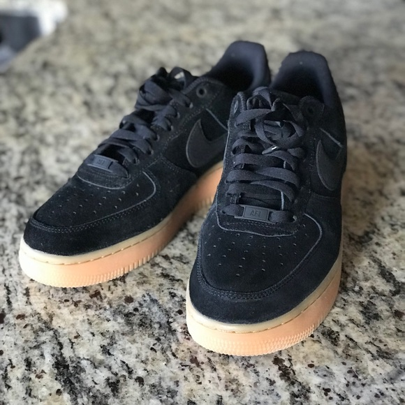best service 1f94b 56971 Air Force 1 07 LV8 Suede  Black Gum  W 9 M 7.5. M 5b3e315baa877013235043d2.  Other Shoes you may like. Nike sneakers